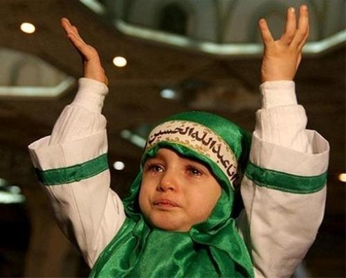 امام حسین ع و کشته اشک