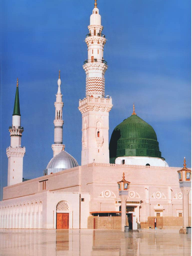 مسجد پیامبر ص