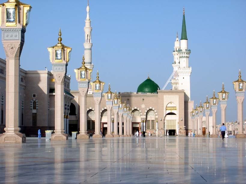 حضرت محمد ص-مسجدپیامبر اسلام