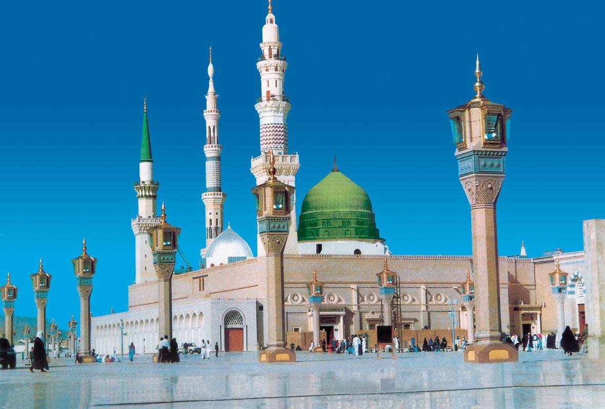 مسجدالنبی-حضرت محمدص