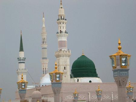 مسجد پیامبر ص-حضرت محمد ص