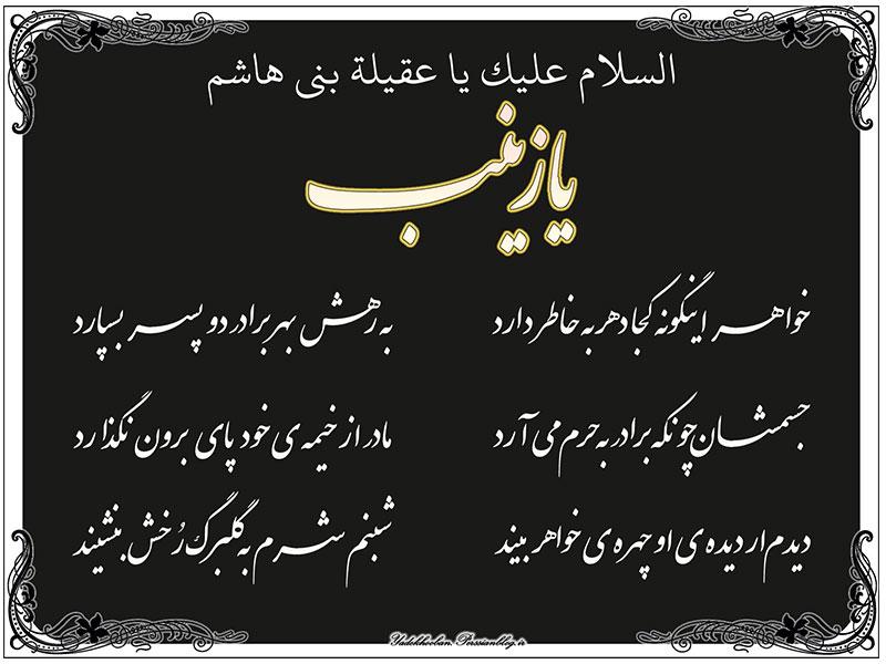 حضرت زینب س