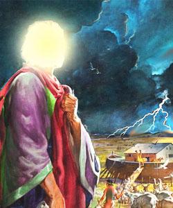 حضرات اسحاق و يعقوب و ساير انبياى از ذرّيه ى ابراهيم و نماز