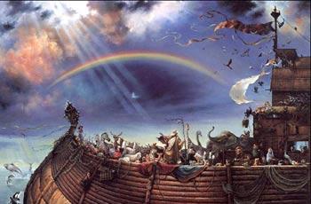 حضرت نوح ع و نماز