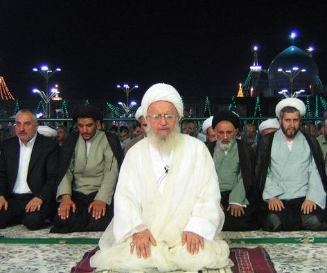 نماز جماعت و مسجد-استفتاءات حضرت آيت الله مکارم شيرازي