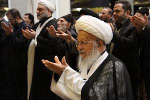 احکام نماز-استفتاءات حضرت آيت الله مکارم شيرازي