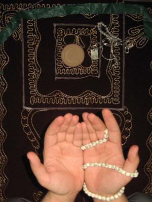 اثرات نماز
