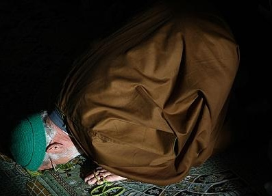 آموزش نحوه قرائت نماز شب