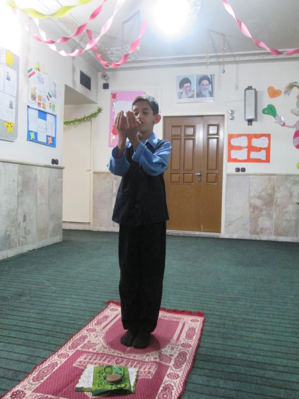 دانلود آموزش قرائت نماز توسط استاد مستفید-صوتی