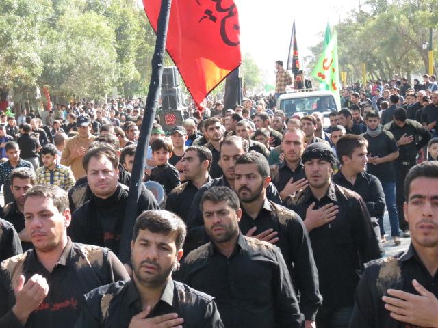 Ashura mourning Kurdistan in Iran 94