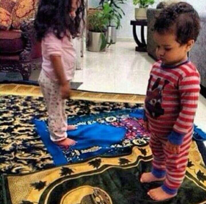 راهکارهای تشویق فرزندان به نماز